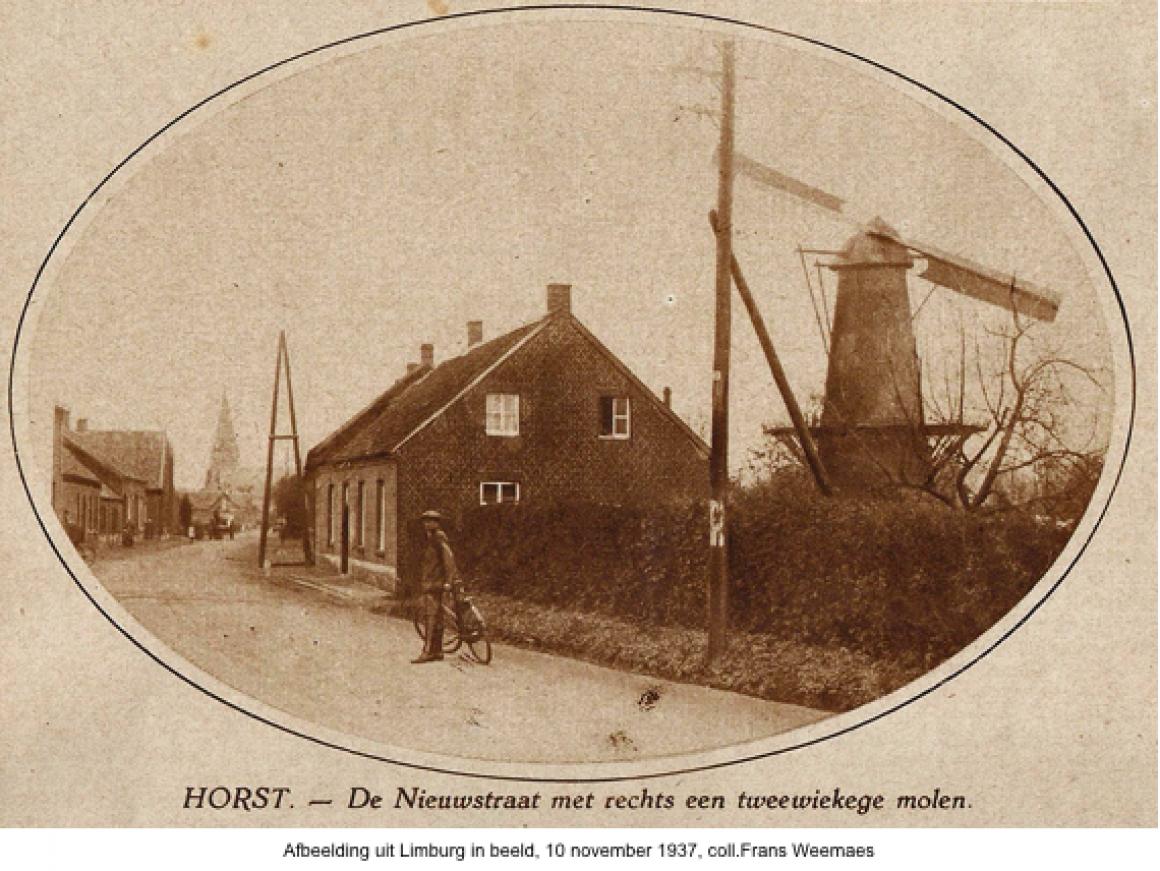 Lodge 39 Horst Molen historie